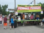 WURST FESTIVAL - Pierogies a Success!