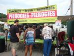Come visit us at our Pierogie Stand - Pocono Wurst Festival at Shawnee