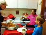 Soup Kitchen at Holy Trinity -Friday