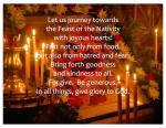 NATIVITY FAST BEGINS SUN. 11/15