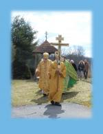 Lazarus Saturday Divine Liturgy w/Archbishop Mark