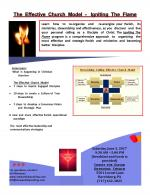 Igniting The Flame Program